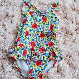 Baby Biden Girl Swimsuit Bathing Suit